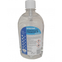 Spirit disinfectant, 500 ml