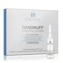 Crioxidil specific dandruff...