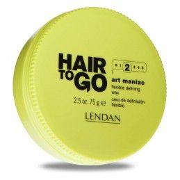 Lendan Hair to Go Art...