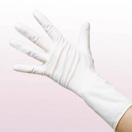 Vinyl gloves, medium