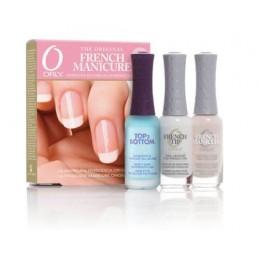 French Manicure Kit, 3x9ml