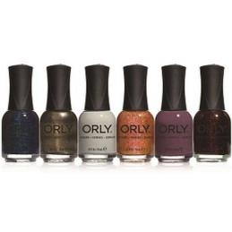 """Orly """"Smoky"""" kolekcija, 18 ml"""